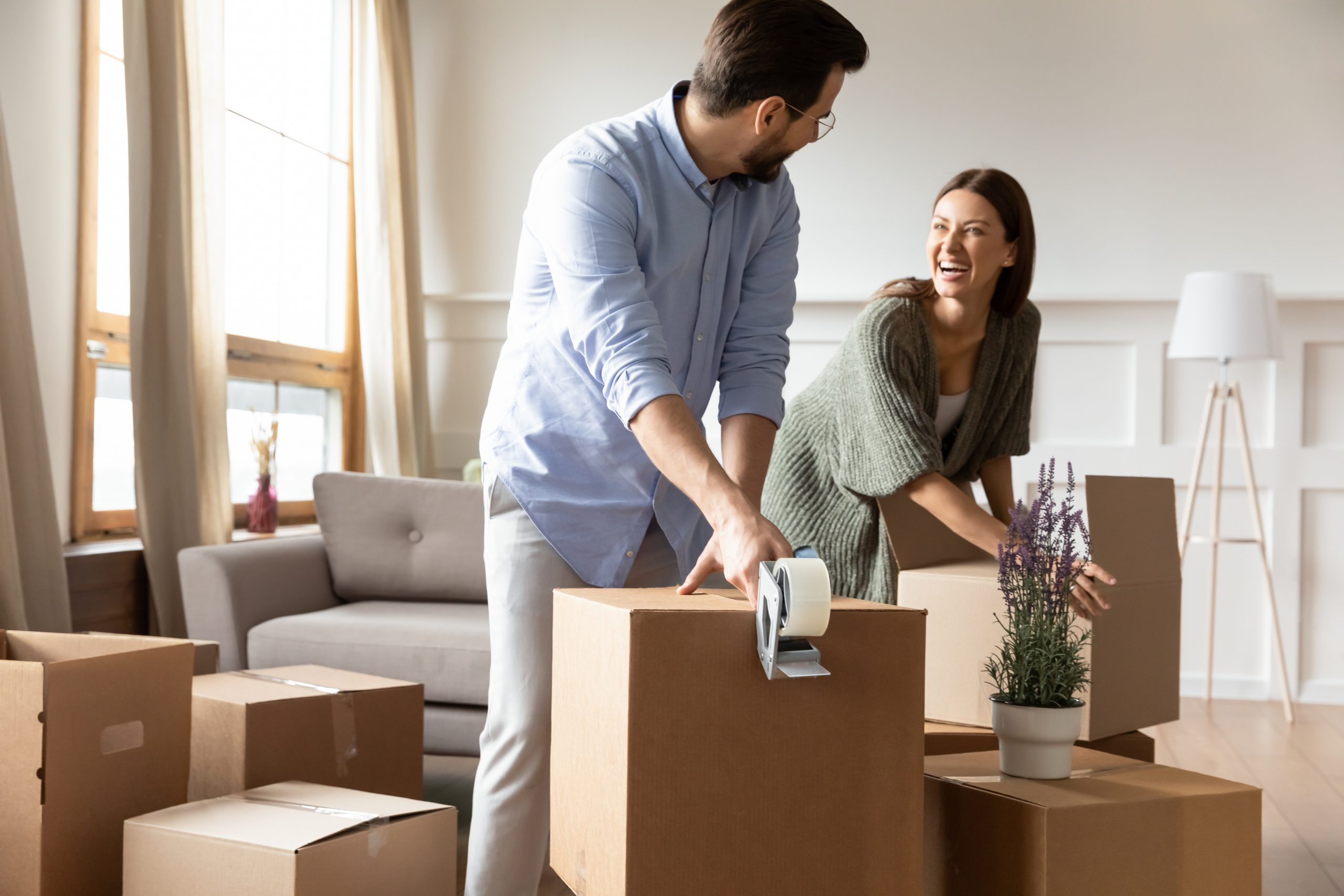 What Items Should I Always Move Myself?