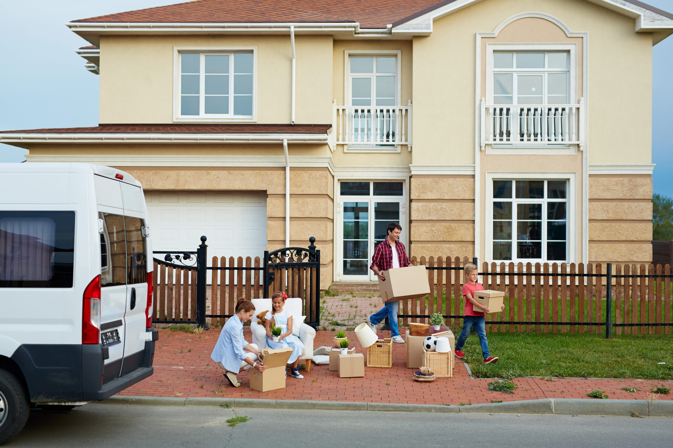 National Moving Month!