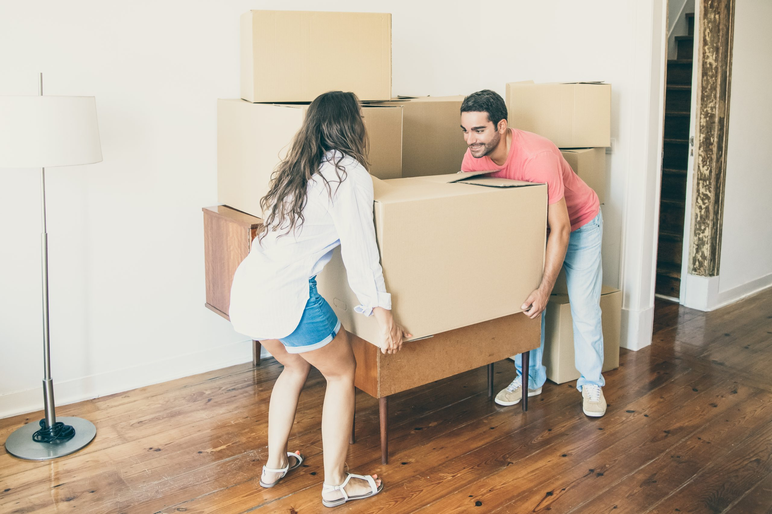 Advice For Moving With Roommates