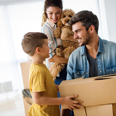 How Do I Make My Kids Comfortable During A Move?